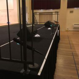 Catwalk and Stage Hire
