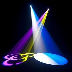 DMX Moving Lights