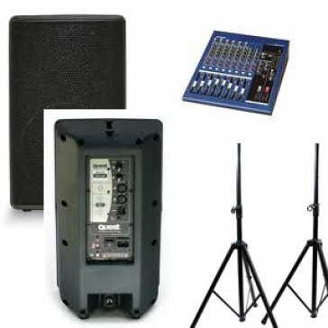 $180 Small Party Audio System