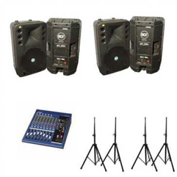 $360 Large Party Audio System