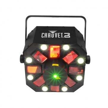 SWARM 5-FX LED DJ EFFECT LIGHT WITH LASER CHAUVET DJ