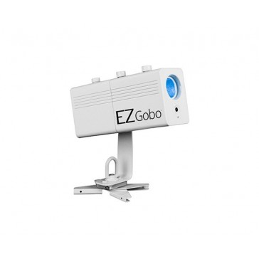 EZGOBO BATTERY POWERED GOBO PROJECTOR CHAUVET DJ
