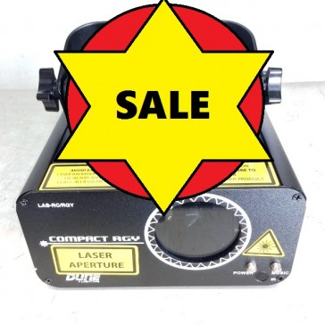 CLEARANCE SALE-Compact Yellow Laser-WAS $256.00
