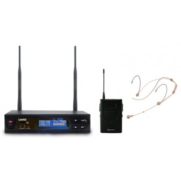 Receiver and Headset skin color Chiayo LIVE-100 Series-Wireless