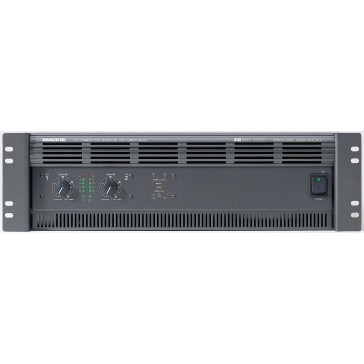 Mackie FR Series M-2600 Power Amplifier (Front Plate)