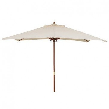 3m Square Market Umbrella