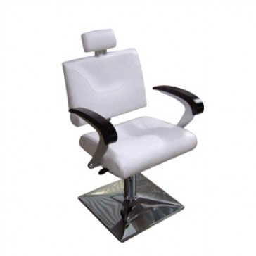 White Barber Chair Hire