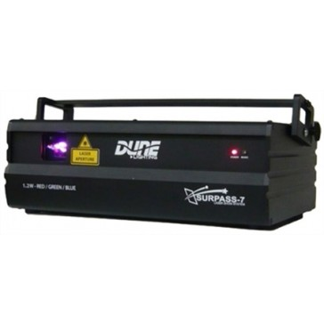 Surpass 7 1.8W High Powered Laser Light Hire