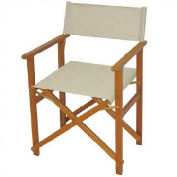 Timber Director Chair Natural Hire