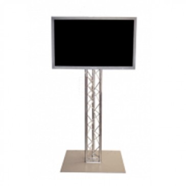 60 Inch Plasma and Stand - Hire