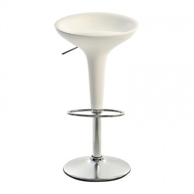 Magis bombo adjustable bar stool ivory hire melbourne for Magis bombo