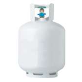 Additional 9kg Gas Bottle Hire