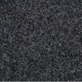 Melded Fabric Charcoal Carpet Tile