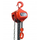 Chain Block Hoist 1000kg  (1ton) 12m Lift - Hire