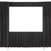Fast Fold Screen Drape Kit - HIRE