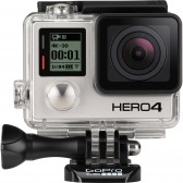 GoPro Hero 4 in Case