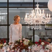 Chandelier-Timeless Crystal 15arm - Hire