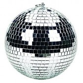 Mirror Ball 8 Inch (20cm) - Hire