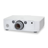 NEC PA500U Full HD 5000 Lumen Projector Hire