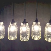 Jar Lantern lights - Hire