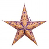 Star Lantern Shade - Hire