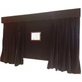 Plaque Unveiling Curtain (2.2m x 1.2m) Hire