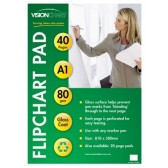 Flip Chart Glossy Paper 40 Pages