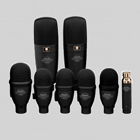 Superlux DRK-F5H3 Drum Mics
