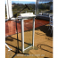 Wedding glass lectern hire