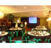 Corporate Dinner Awards Night