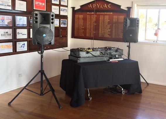 Speaker Hire Melbourne